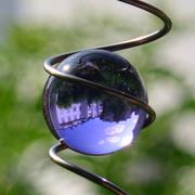 Kugelspiralen aus Edelstahl