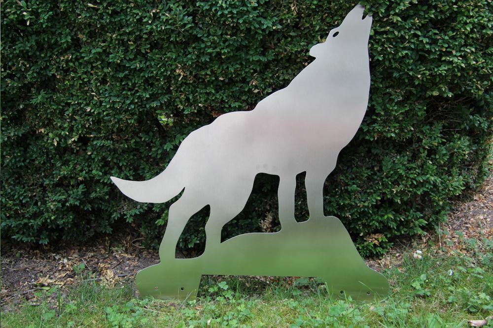 """Lasercut """"Wolf"""""""